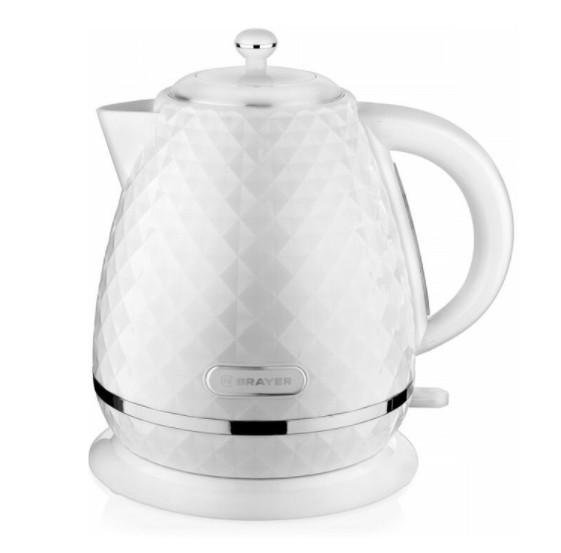 Чайник электрический BRAYER BR1008WH