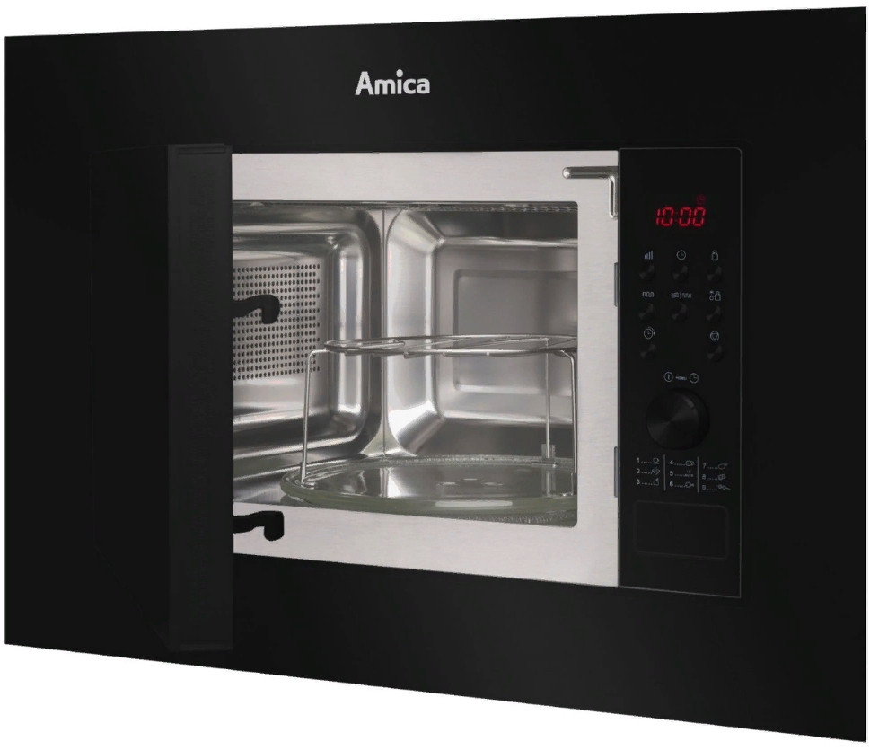 Встраиваемая микроволновая печь AMICA AMGB20E2GB
