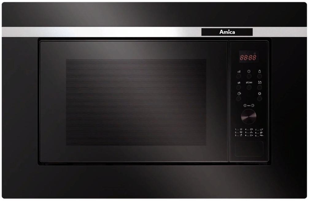 Встраиваемая микроволновая печь AMICA AMGB20E1GB Fusion