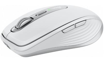 Беспроводная мышь Logitech MX Anywhere 3 for Mac Pale Gray (910-005991)