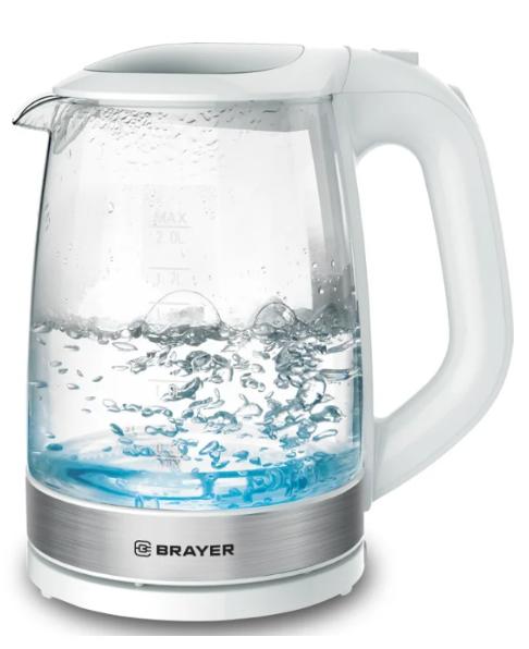Чайник Brayer BR1040WH
