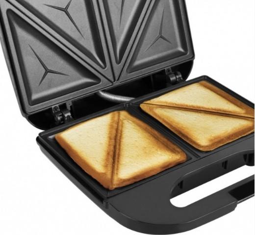 Сэндвич-тостер MAXWELL MW-1553
