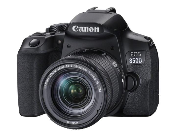 Фотоаппарат Canon EOS 850D 18-55 STM