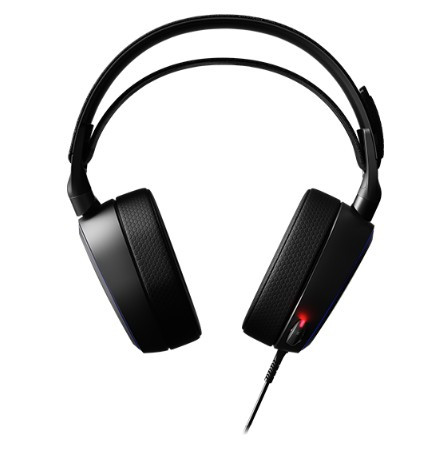 Игровые наушники с микрофоном SteelSeries Arctis Pro