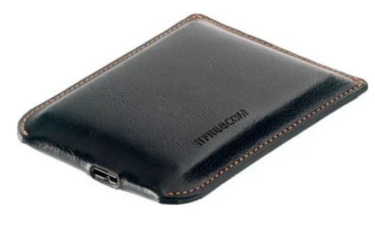 """Внешний жёсткий диск 1000GB Freecom 2, 5"""" (Mobile Drive XXS Leather) USB 3.0"""