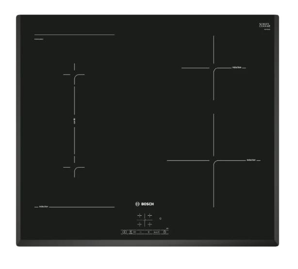 Индукционная варочная панель Bosch PWP 651BB5E