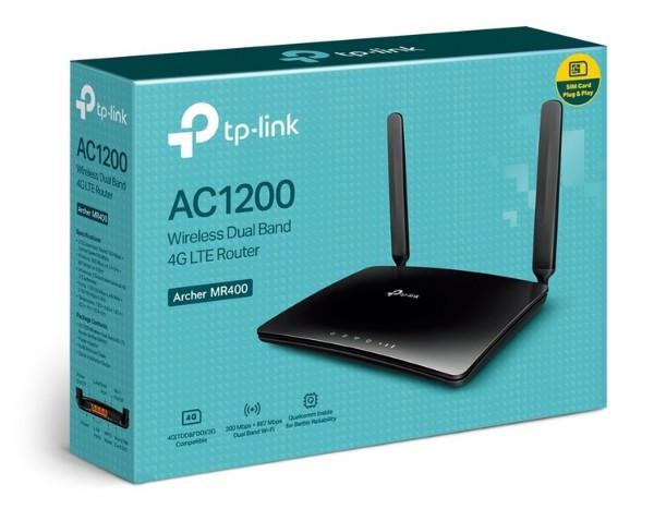 Wi-Fi роутер TP-LINK Archer MR400 V3