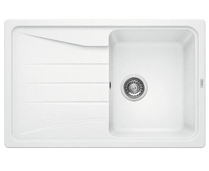 Мойка Blanco Sona 45S Silgranit PuraDur II белый