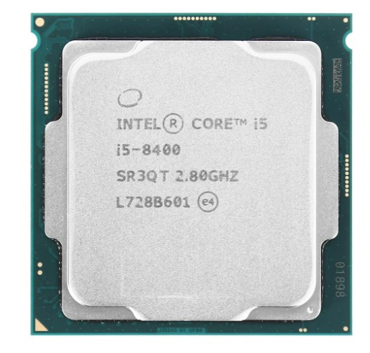Процессор LGA1151v2 Intel Core i5-8400 (Gen.8) BOX ( BX80684I58400 )