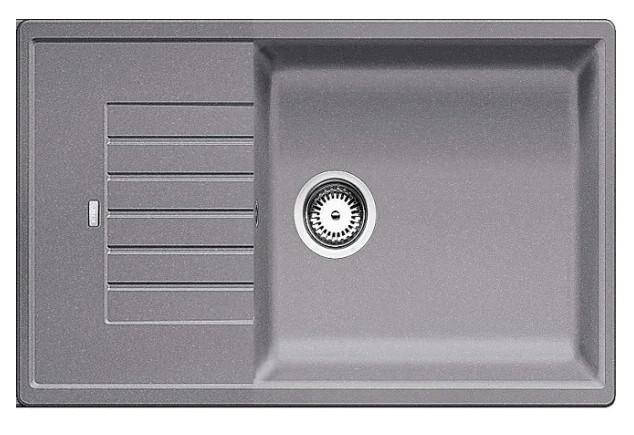 Мойка Blanco Zia XL 6S Compact Silgranit алюметаллик