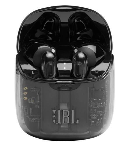 Беспроводные наушники с микрофоном JBL Tune 225TWS Ghost Black
