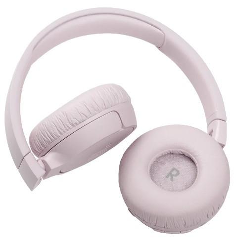 Беспроводные наушники с микрофоном JBL T660NC Pink