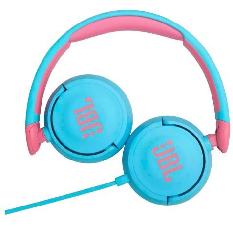 Беспроводные наушники с микрофоном JBL JR310 Blue