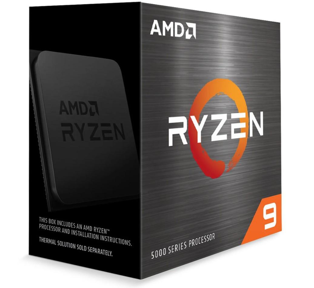 Процессор AMD Ryzen 9 5950X BOX