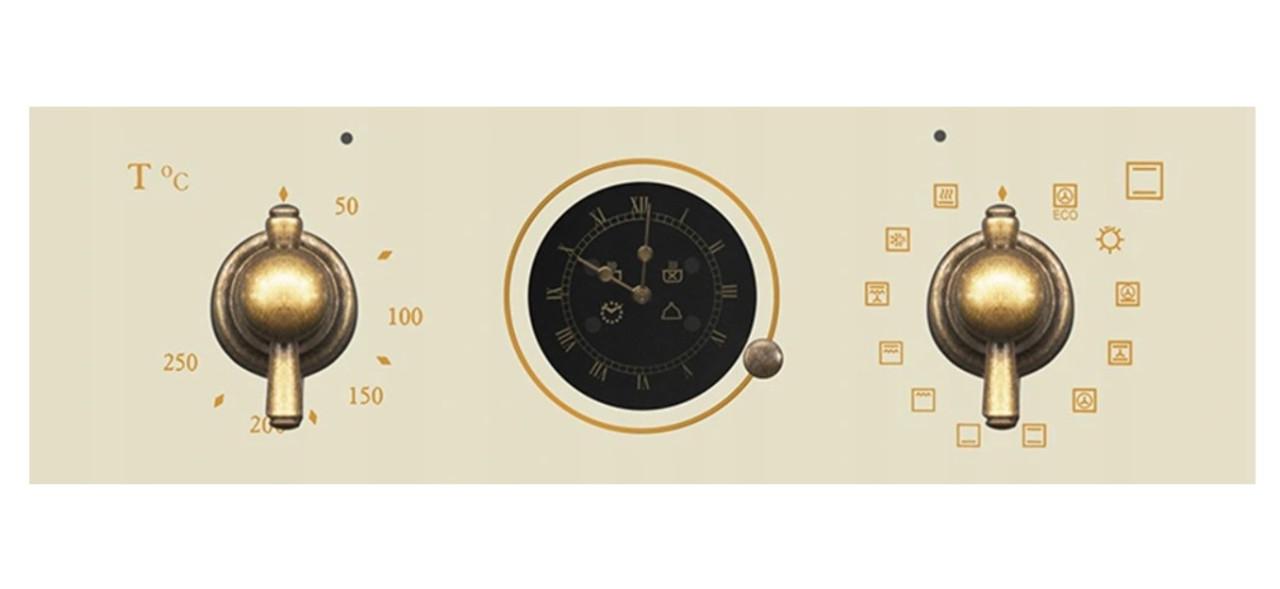 Духовой шкаф AMICA ED17319W Retro