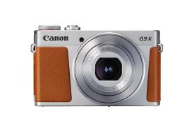 Фотоаппарат Canon PowerShot G9 X Mark II (silver)