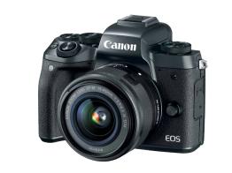 Фотоаппарат Canon EOS M5 + 15-45 mm