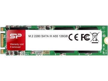 Твердотельный накопитель Silicon Power A55 128GB [SP128GBSS3A55M28]