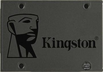 Твердотельный накопитель Kingston A400 [SA400S37/120G] 120 ГБ
