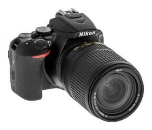 Фотоаппарат Nikon D5600 + AF-S 18-140mm VR