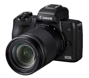 Фотоаппарат Canon EOS M50 + объектив 18-150mm Black
