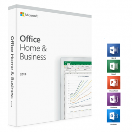 Microsoft Office 2019 Home and Business 2019 Russian