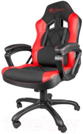 Компьютерное кресло Genesis Nitro 330 Красное-черное