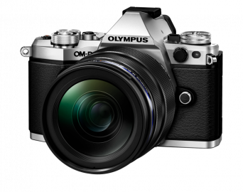 Фотоаппарат OLYMPUS E-M5 Mark II + объектив EZ 12-40 mm Pro Silver
