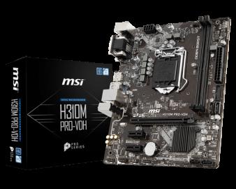 Материнская плата MSI H310M PRO-VDH