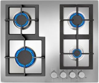 Газовая варочная панель TEKA EFX 60 4G AI AL