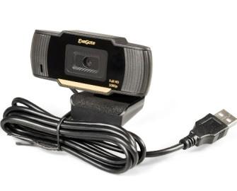 Вeбкамера ExeGate GoldenEye C920 Full HD
