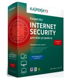 Антивирус касперского Internet Security Base 5пк 1 год Box Multi-device