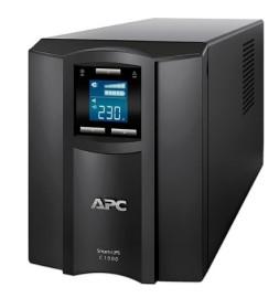 Ибп APC Smart-UPS C 1000VA LCD 230V/SMC1000I