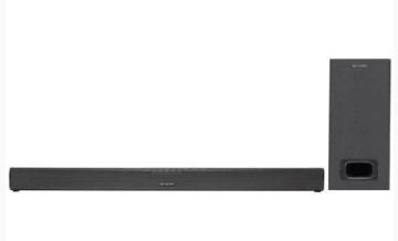 Саундбар SHARP HTSBW110 180Вт черный