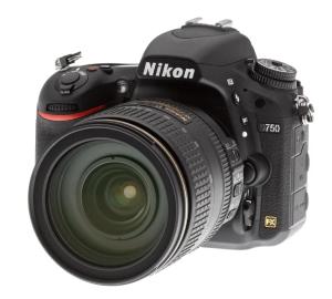 Фотоаппарат Nikon D750 kit + AF-S 24-120 mm f/4G ED VR Nikkor