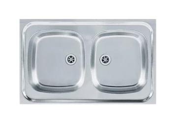 Накладная кухонная мойка FRANKE SXN 720 T Eco