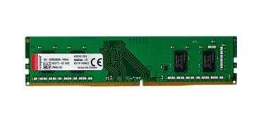Оперативная память 4 GB 1 шт. Kingston ValueRAM KVR24N17S6/4