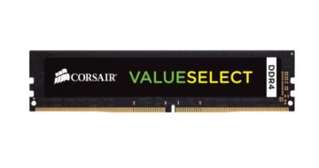 Оперативная память 4 GB 1 шт. Corsair ValueSelect CMV4GX4M1A2666C18