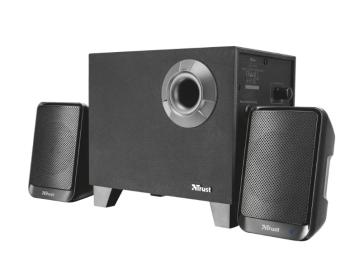 Компьютерная акустика TRUST Evon 2.1 Black /2*3W+9W/ Bluetooth