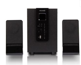 Компьютерная акустика MICROLAB M-100BT black