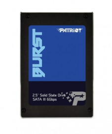 Твердотельный накопитель Patriot Memory Burst 240 GB (PBU240GS25SSDR)