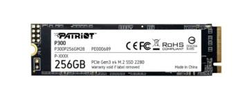 Твердотельный накопитель Patriot Memory 256 GB (P300P256GM28)