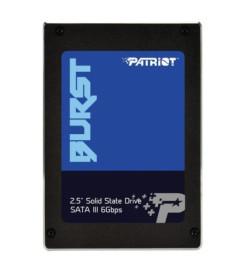 Твердотельный накопитель Patriot Memory Burst 480 GB (PBU480GS25SSDR)