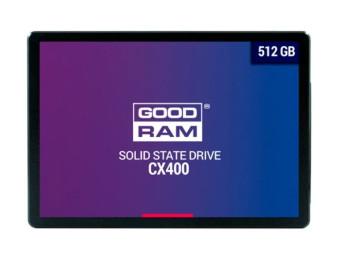 Твердотельный накопитель GoodRAM 512 GB (SSDPR-CX400-512)