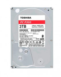 Жесткий диск Toshiba P300 3TB HDWD130UZSVA