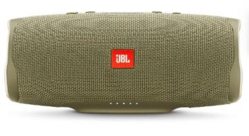 Портативная акустика JBL Charge 4 песочный