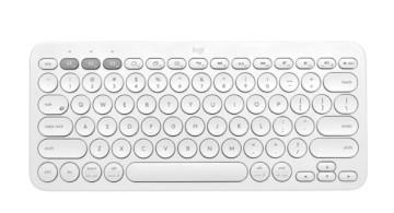 Беспроводная клавиатура Logitech K380 White Bluetooth (920-009589)