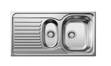 Мойка Blanco Tipo 6S нержавеющая сталь матовая