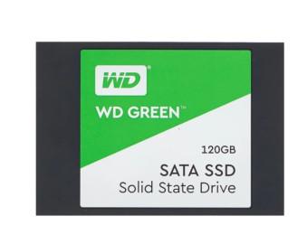 Твердотельный накопитель Western Digital WD Green SATA 120 GB (WDS120G2G0A)