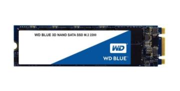 Твердотельный накопитель Western Digital WD Blue SATA 250 GB (WDS250G2B0B)